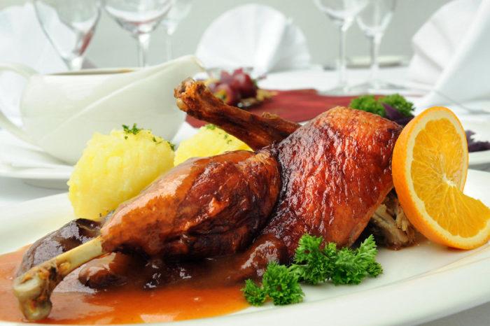 Gänsebraten Restaurant ALvis