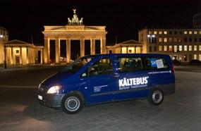 Berliner Stadtmission Kaeltebus