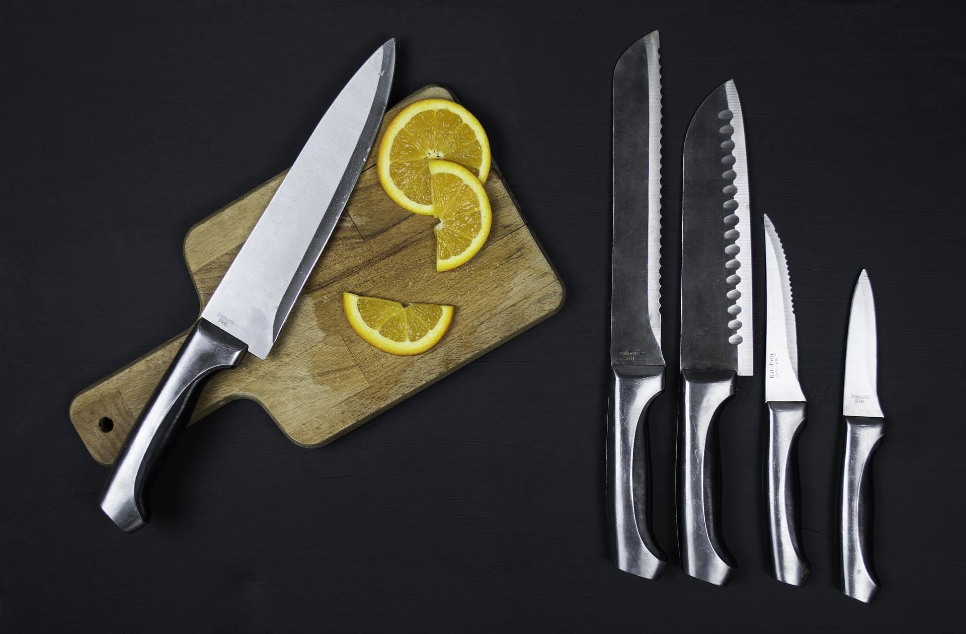 Profi Küchenmesser Tipps Vom Küchenchef Restaurant Blog Alvis