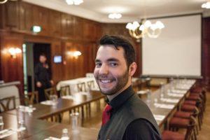 Ausbildung im Restaurant ALvis in Berlin Mitte