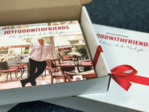 Geschenkverpackung ALvis Kochbuch