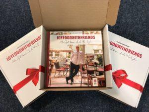 Gewinnt das 2. ALvis Kochbuch in einer schönen Geschenkverpackung!
