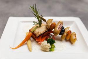 ALvis Restaurant Berlin Mitte - Vegetarische Lasagne
