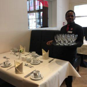 Azubitage 2018 - Albrechtshof Hotels - Yaya