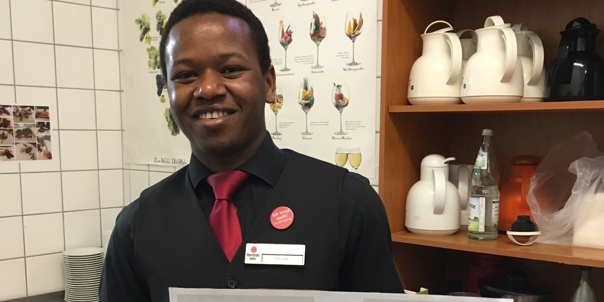 azubitage 2018 service - yaya jallow - albrechtshof hotels